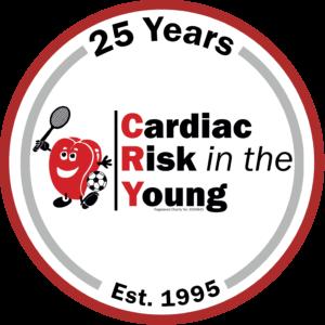 CRY 25th Anniversary Logo