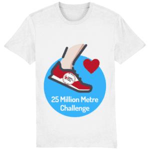 25 Million Metre Challenge