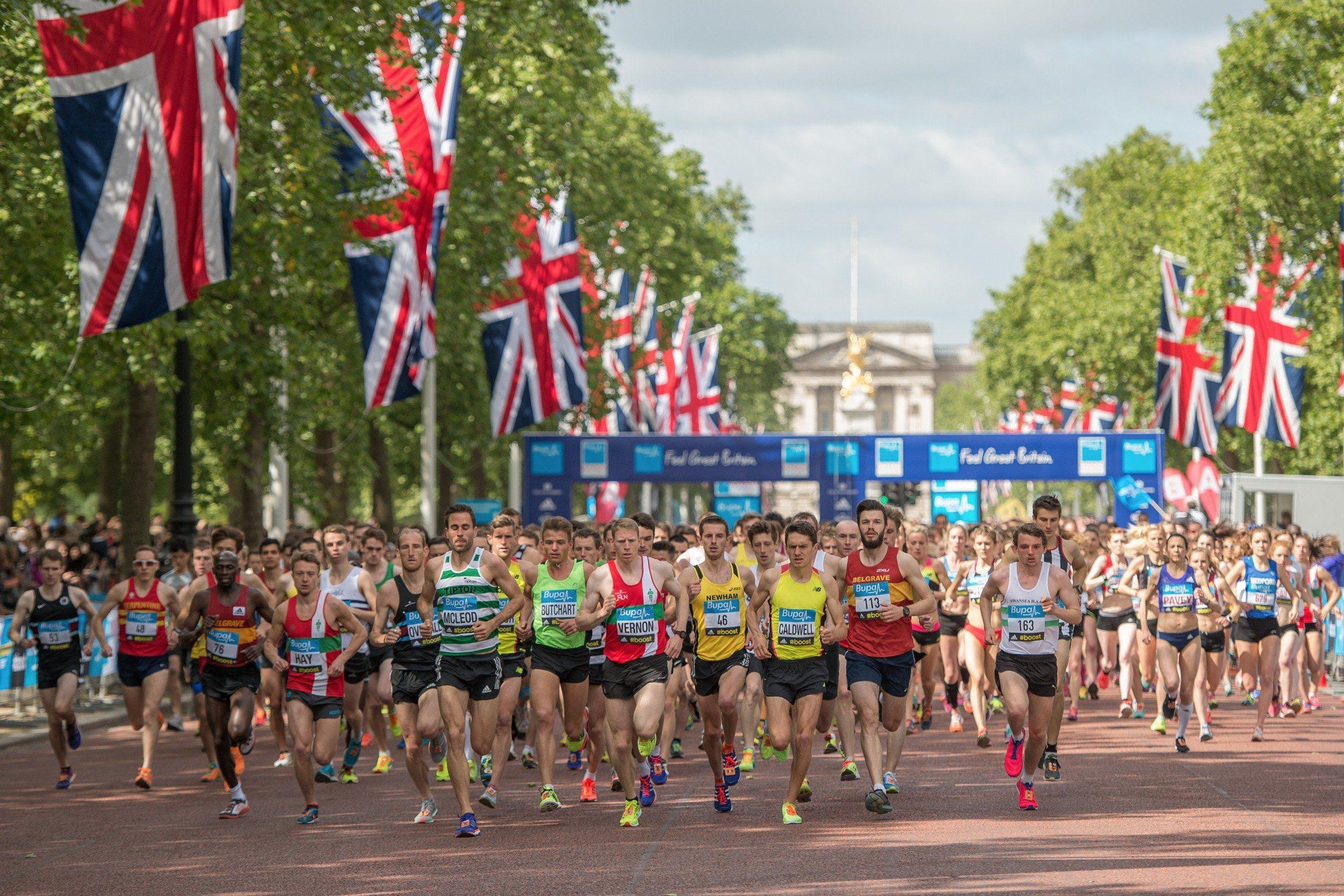 London 10,000