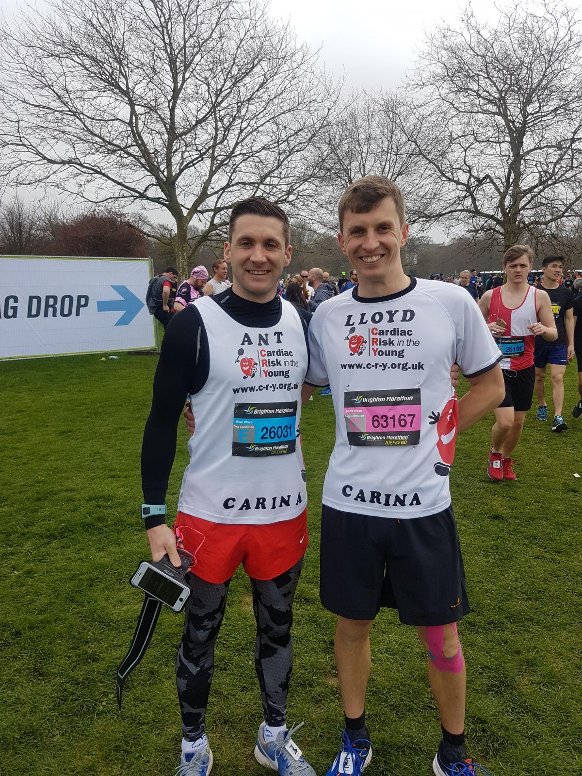 Ashton Brighton Marathon 3 MF Carina Boddy
