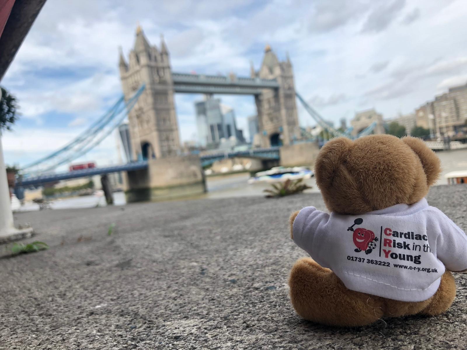 CRY Heart of London Bridges Walk