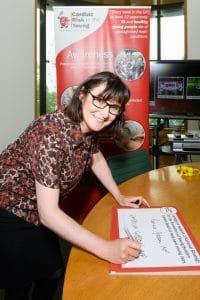 Patricia Gibson MP
