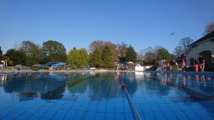 Charity Swim Report – 10 05 2019 Putney Cricket Club raise