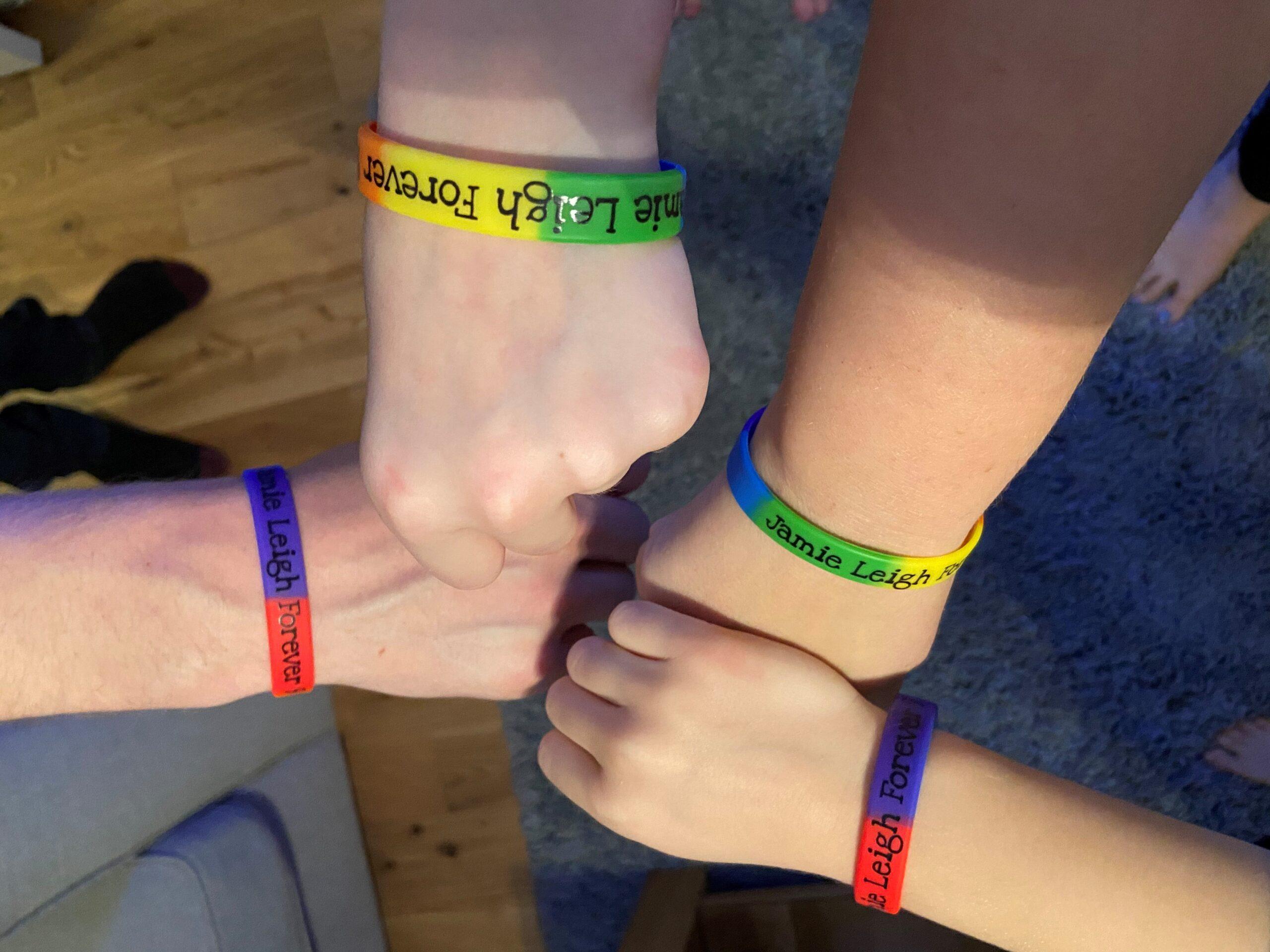 Mia's Wristbands (3)