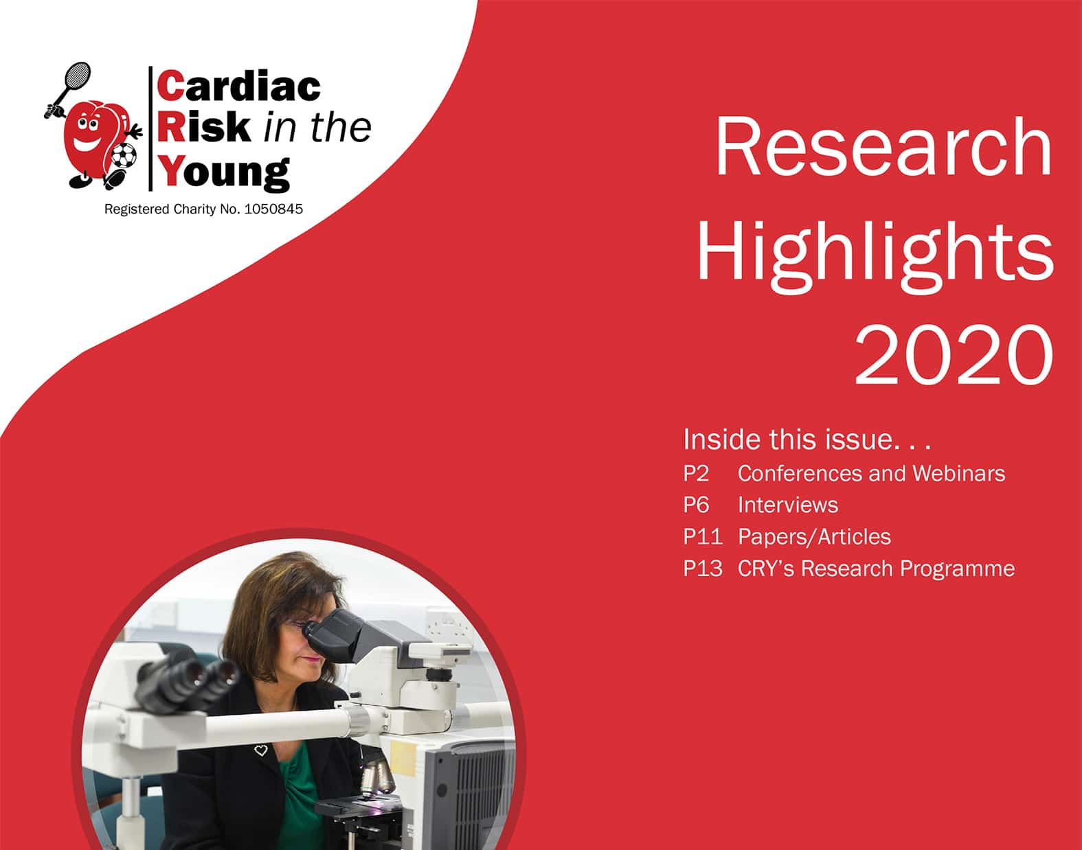 CRY Research Highlights 2020